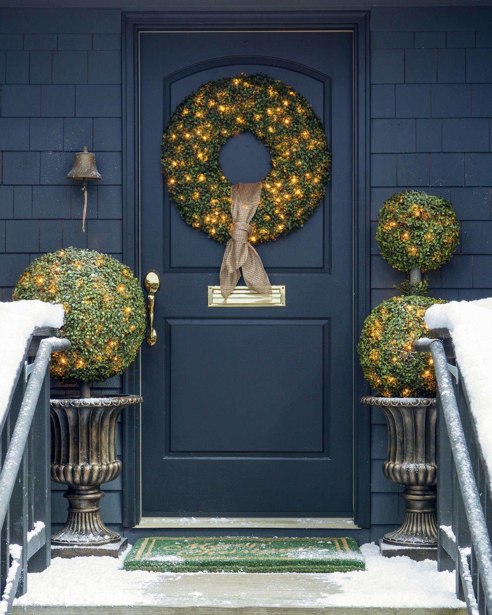 die besten 25 weihnachtsbeleuchtung au en led ideen auf pinterest led weihnachtsbeleuchtung. Black Bedroom Furniture Sets. Home Design Ideas