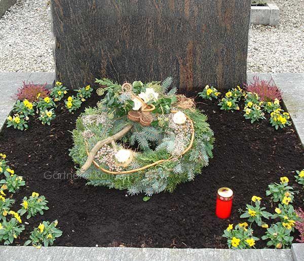 Allerheiligen - Gärtnerei Rothermel #friedhofsdekorationenallerheiligen