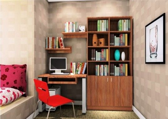 Best Modern Simple Study Room Decorating Study Room Small 400 x 300
