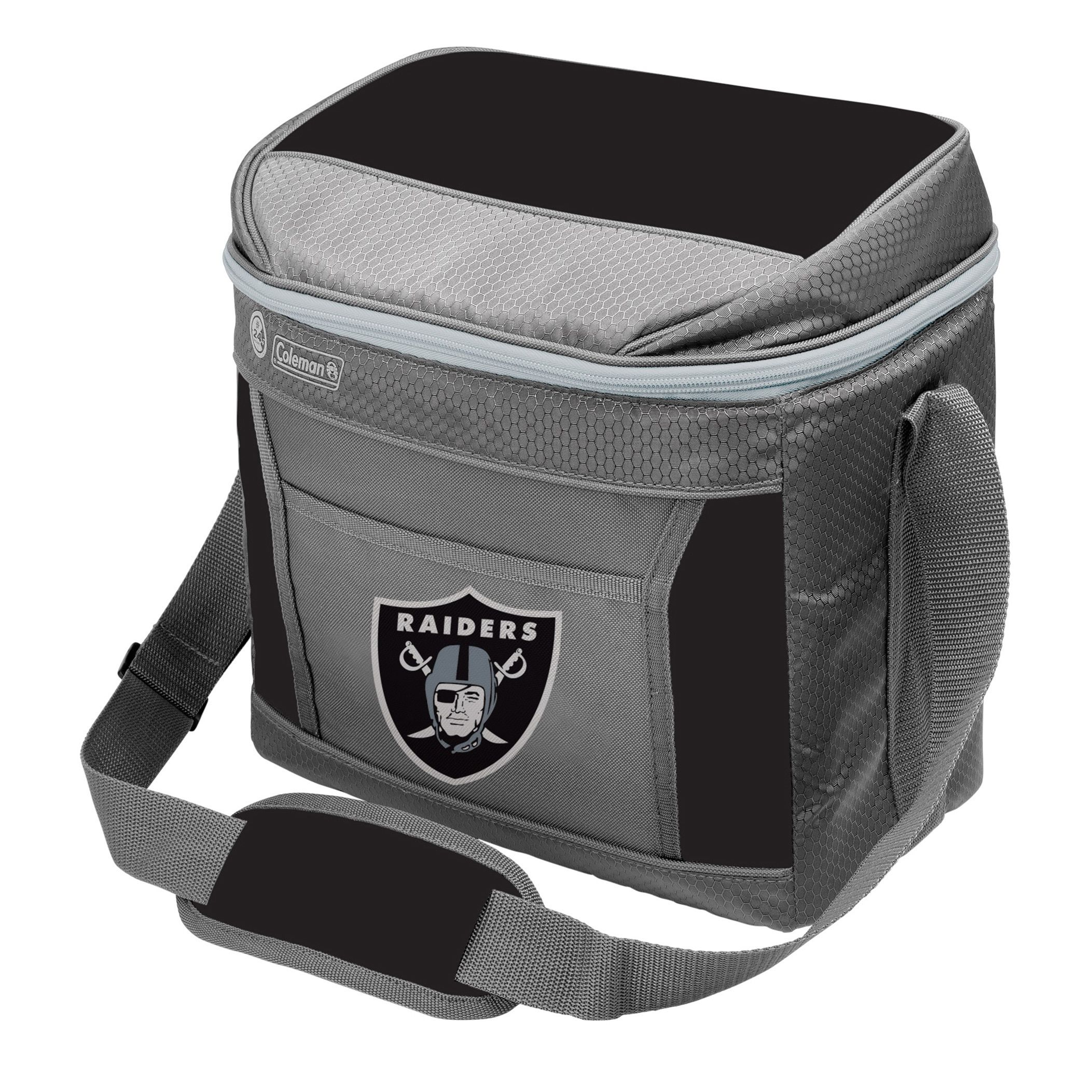 Rawlings NFL 16 Can Soft Sided Cooler Oklahoma, Grey