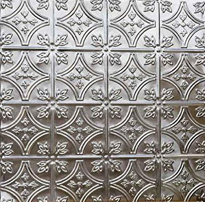 Beautiful Tin Ceiling or Wall Tile - 18\
