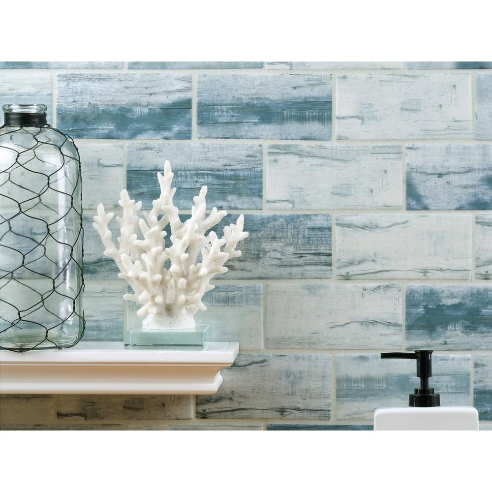 - Mariners Cove Recycled Glass Mosaic Mosaic Glass, Glass Tile