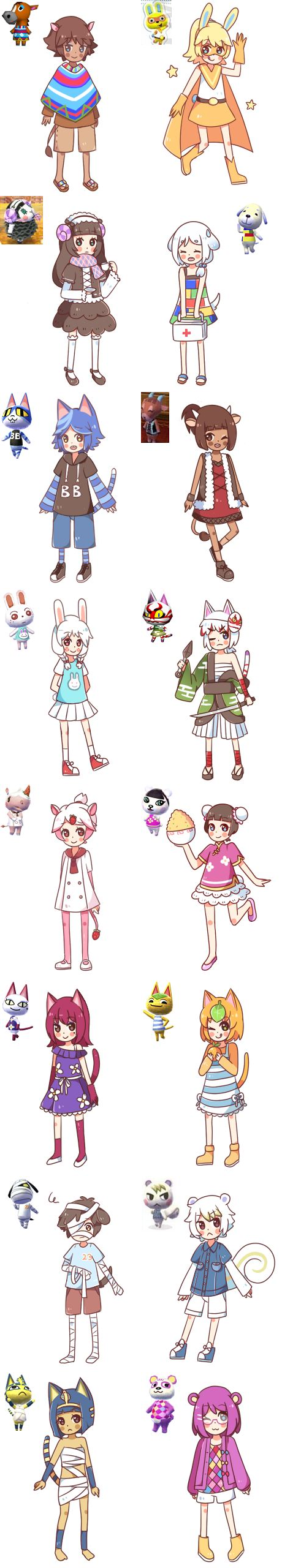 Human Crossing One Of The Best Designs For Human Animal Crossing Characters I Ve Animal Crossing Characters Animal Crossing Villagers Animal Crossing Fan Art