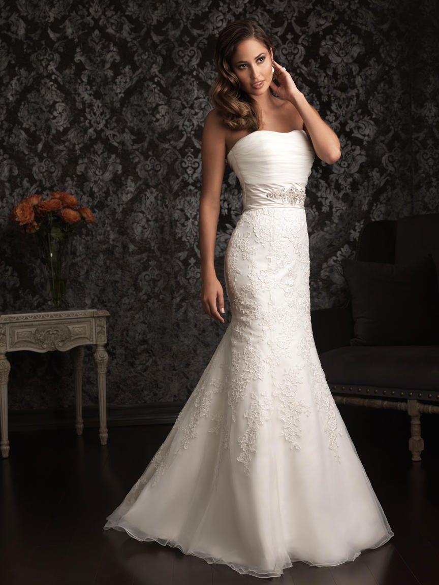 Allure Bridals Dress 8908 | Terry Costa | Wedding Dresses | Pinterest