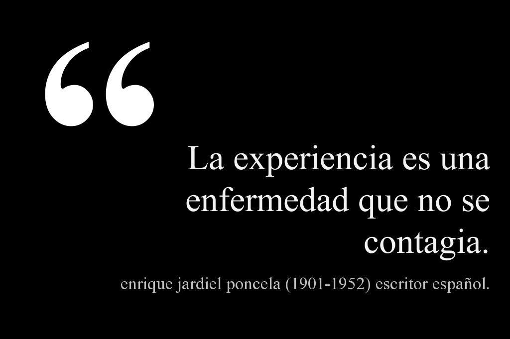 Enrique Jardiel Poncela 1901 1952 Escritor Español Citas