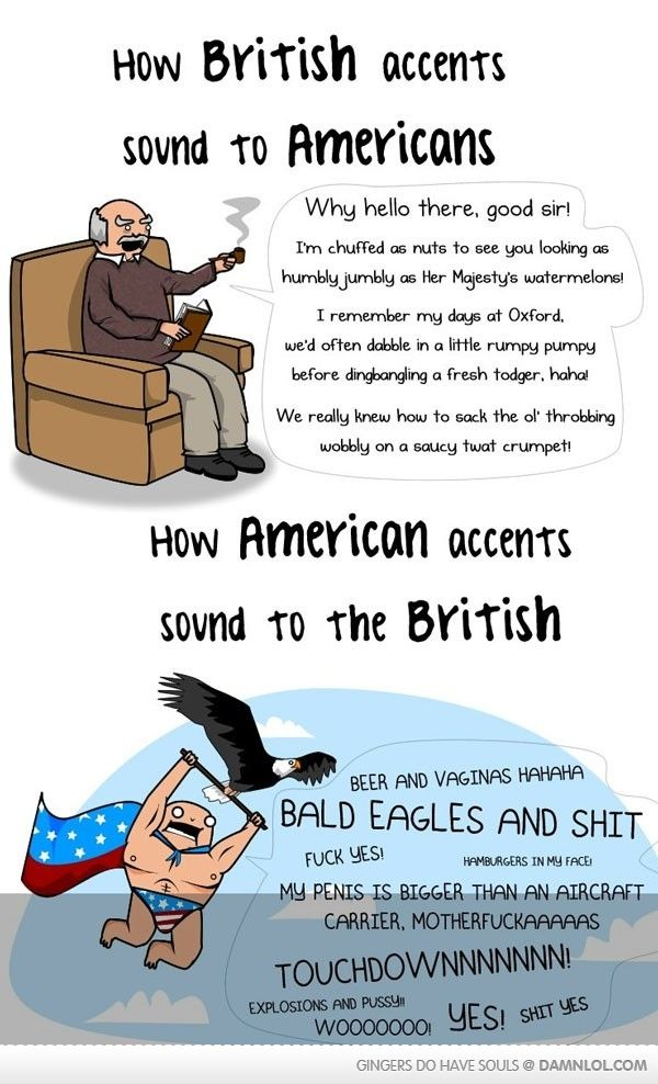 Do americans like the british accent