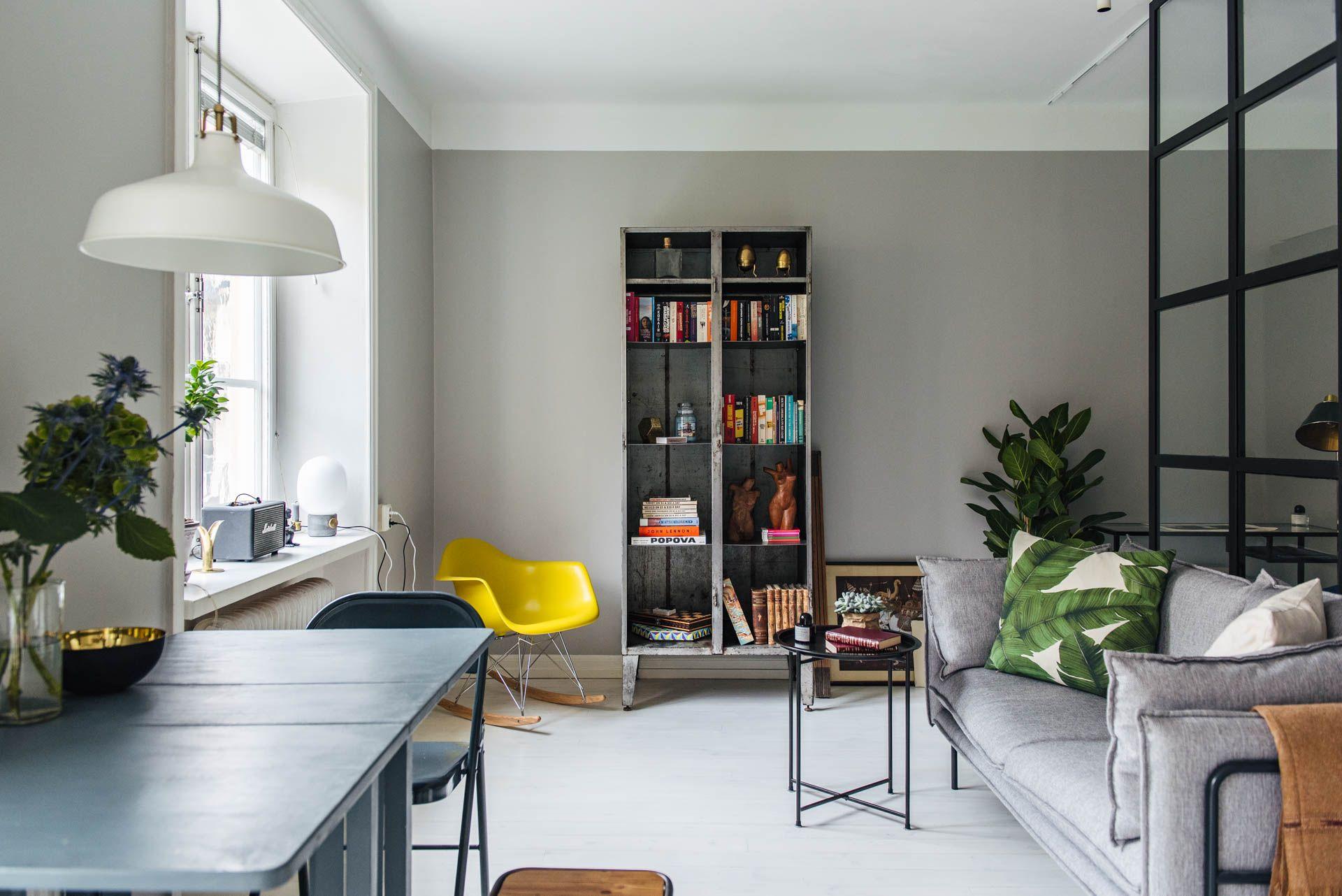 Stoere Industriele Loft : Stoere mini loft van m woonkamer interiors