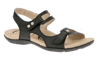 4794f1b022eb40 Crescent Neutral - ABEO Sandals - TheWalkingCompany.com these are the best!!
