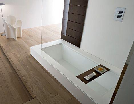 Die freistehende Badewanne – oval, rechteckig oder mit ...