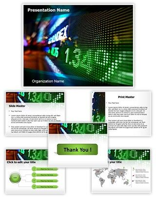 Stock market display powerpoint template is one of the best stock market display powerpoint template is one of the best powerpoint templates by editabletemplates toneelgroepblik Gallery