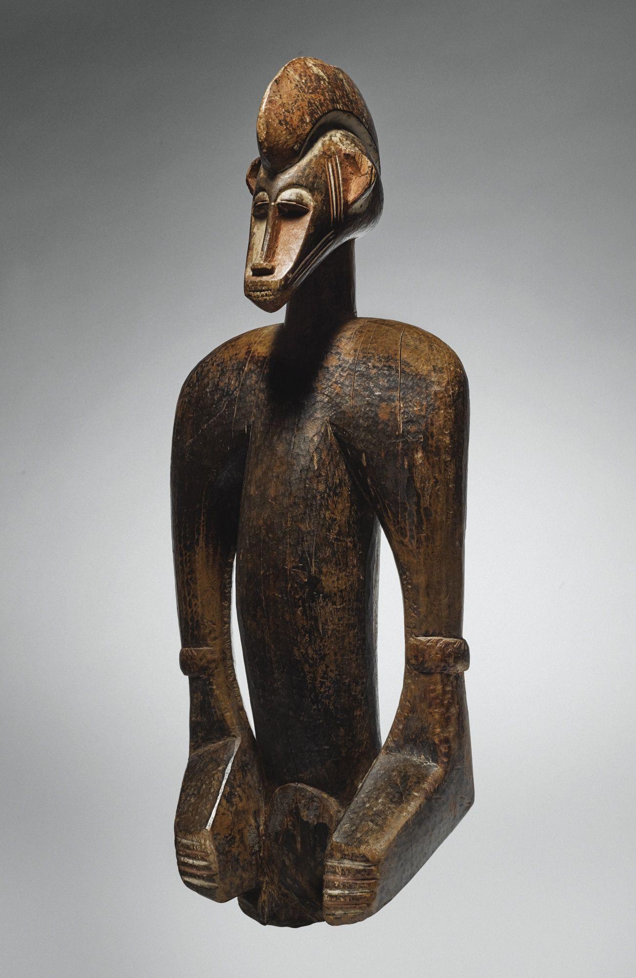 snufo statued'anctre primordial | figure | sotheby's pf1628lot6dfscen