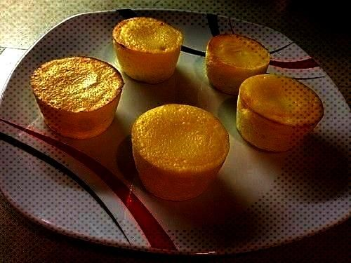 | chef -  Cheesecake muffins, a very nice recipe from the cake category. Ratings: 162. Average: Ø