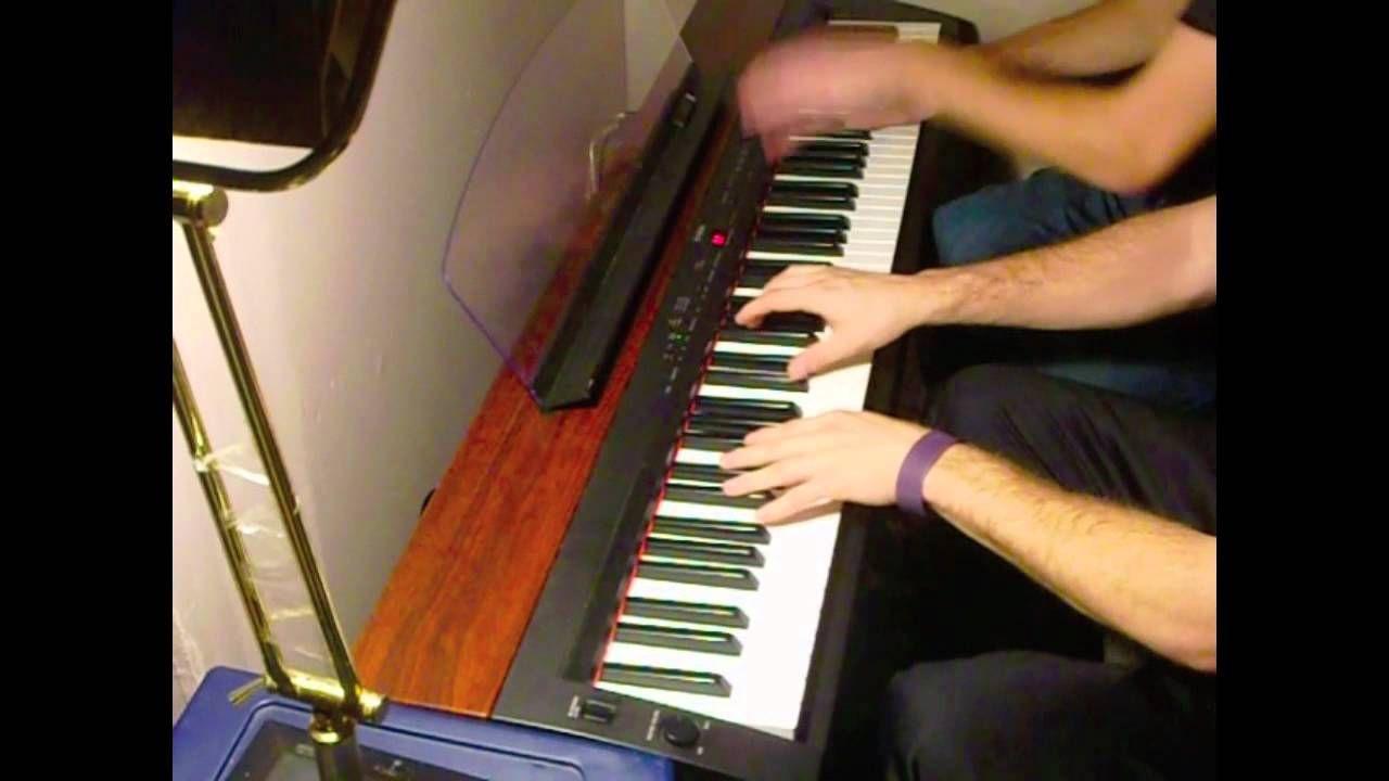 Ocarina Of Time Gerudo Valley Piano Duet Ft Frank Tedesco The