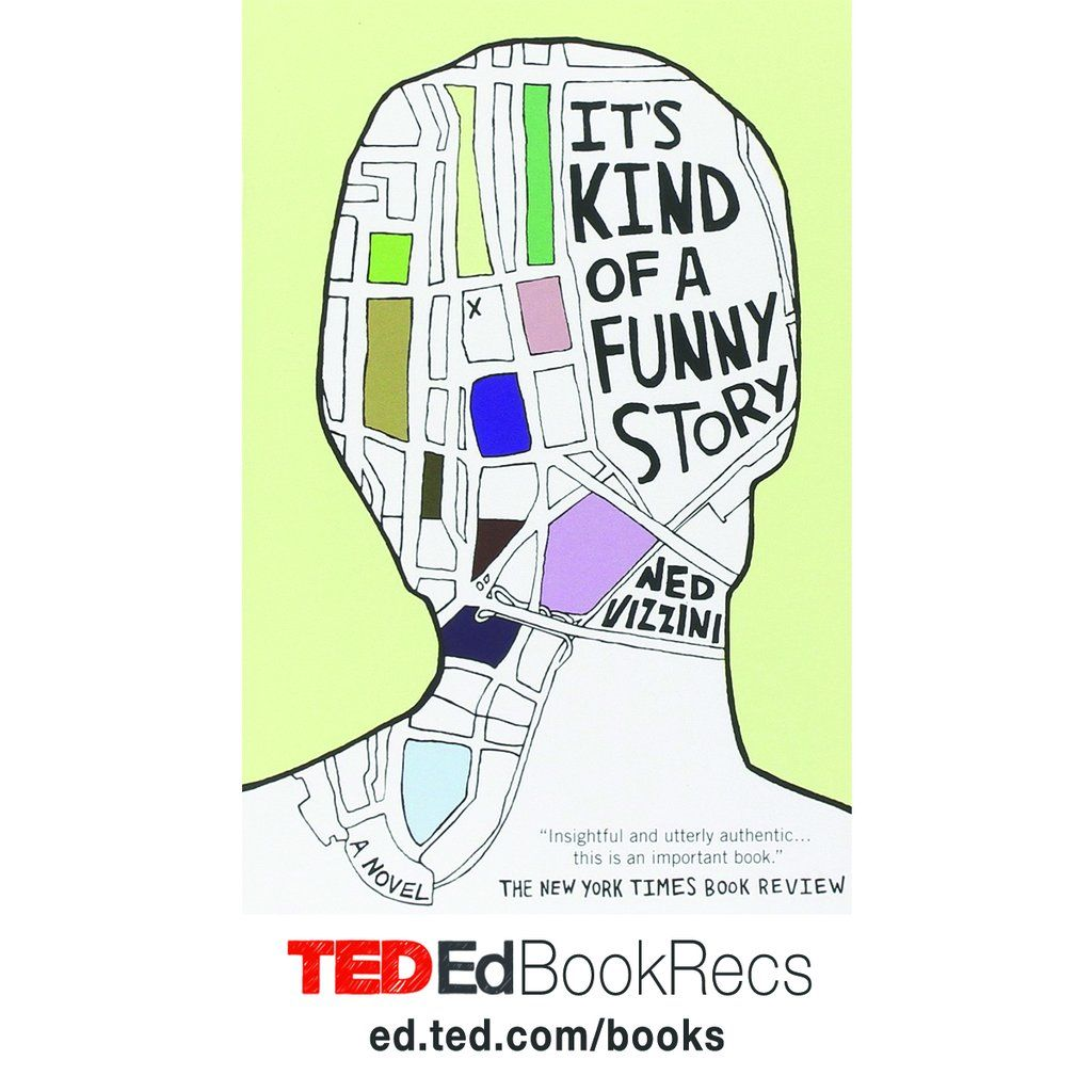 It's Kind of a Funny Story | Funny stories, Depressing ...
