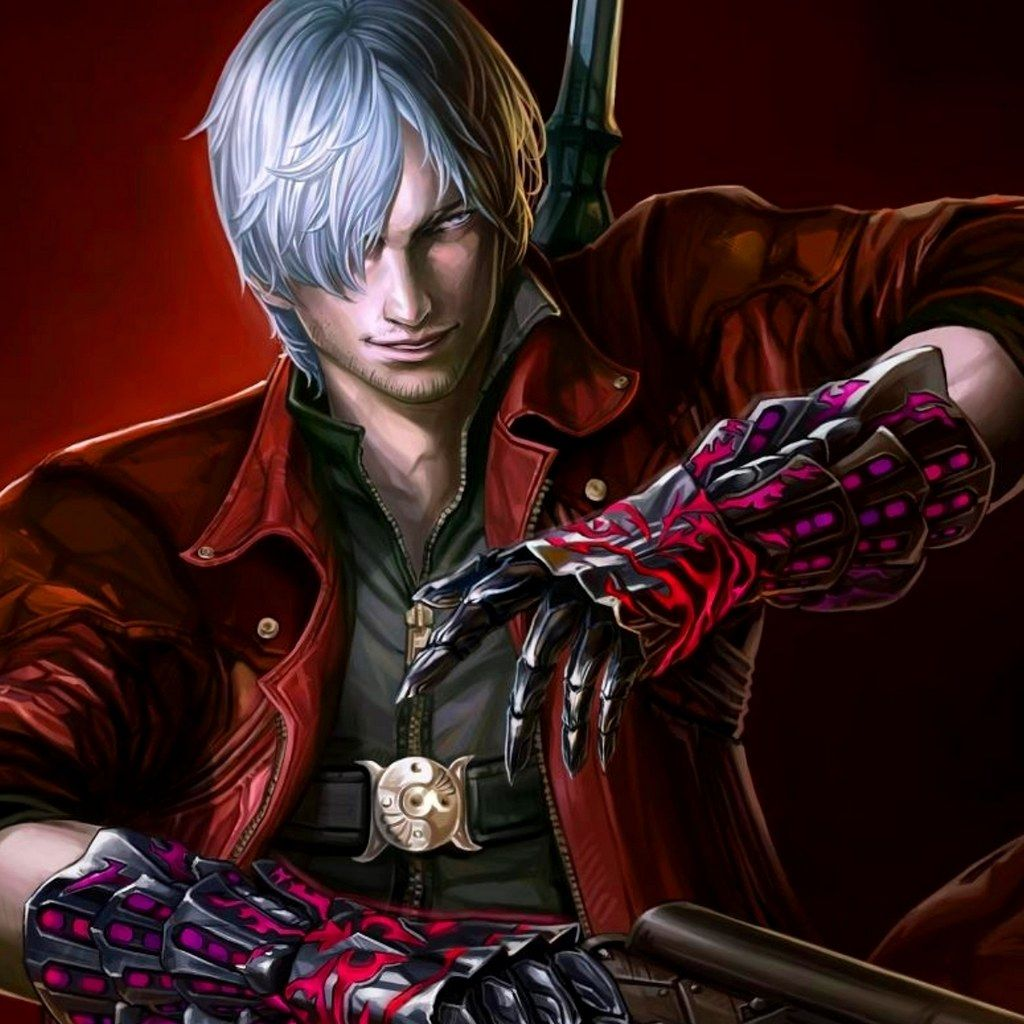 dante devil may cry Google Search Cosplay Pinterest