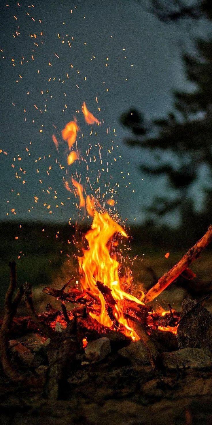 Fire And Flame Iphone Wallpaper Galaxy Wallpaper Soyut Resim Tuval Soyut Manzara
