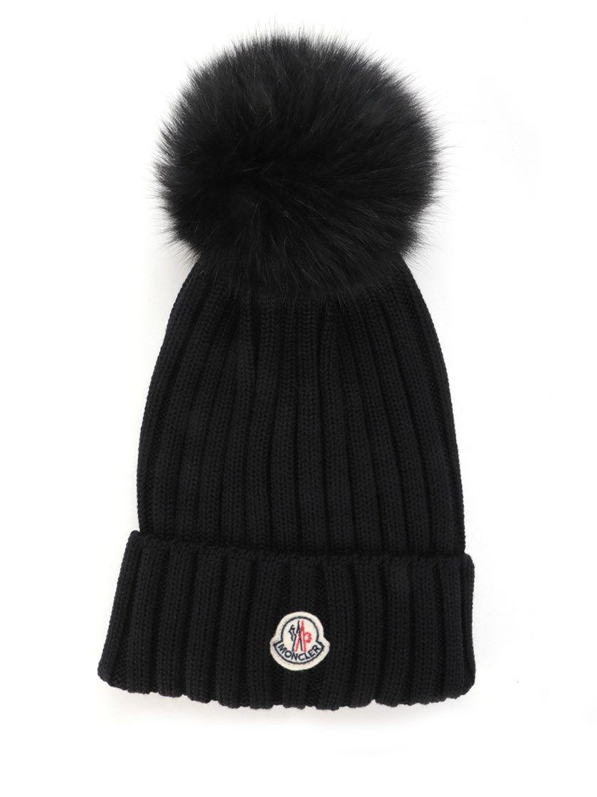 MONCLER Bobble Top Beanie.  moncler  hats  482354d7a629