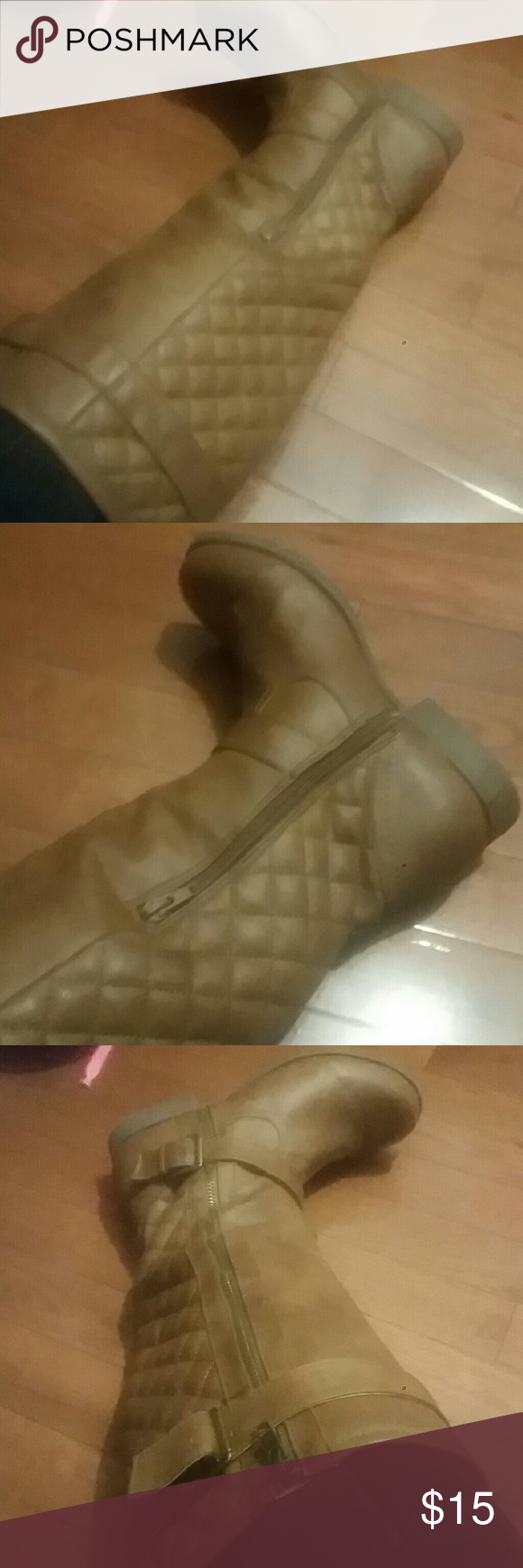 Cute brown boots Great condition Shoes