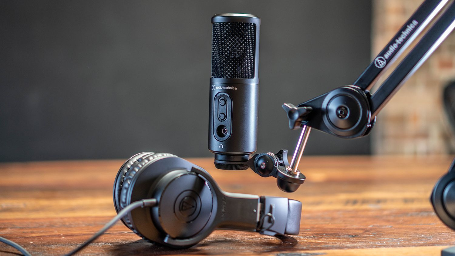 AudioTechnica's new Content Creator Pack lets you record