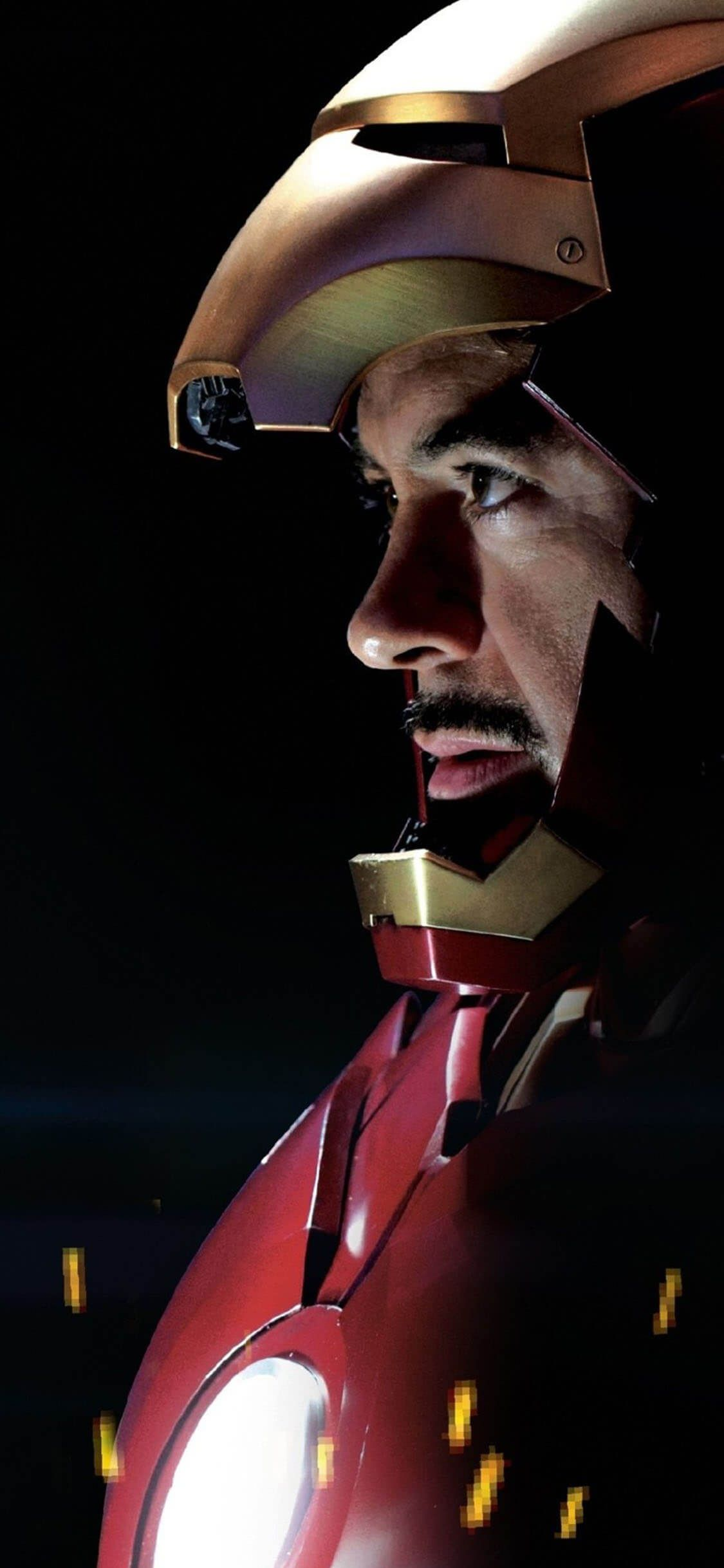 35+ Best Iron Man Iphone Wallpapers 2019 Iron man, Best