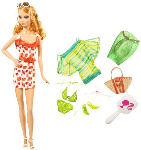 Barbie Topmodel Resort Bd2007 M5803 Barbie Top Handmade Fashion Clothes Barbie Summer