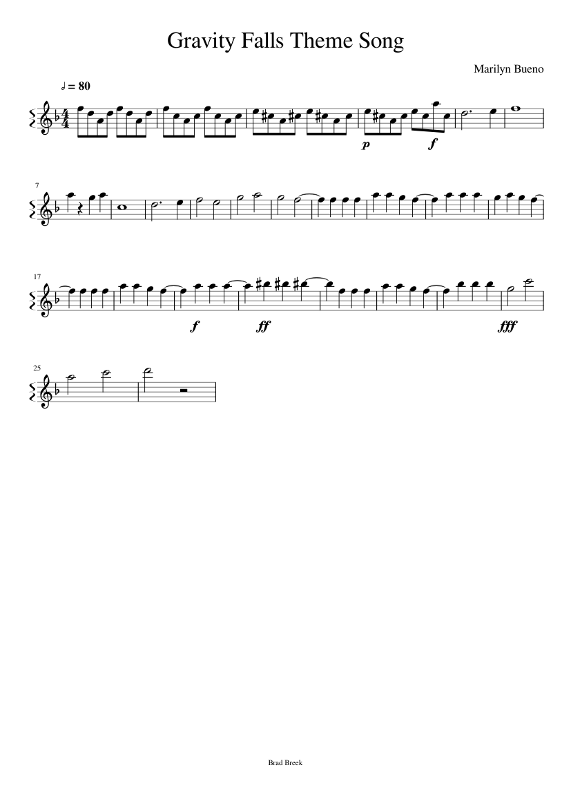 Gravity Falls Theme Song Gravity Falls Funny Gravity Falls Theme Song