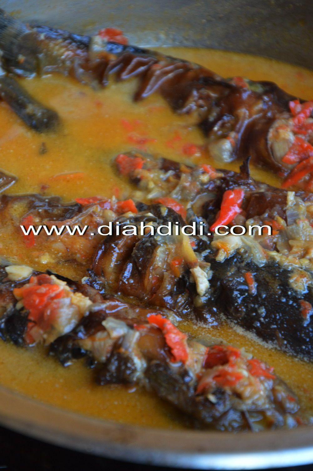 Resep Mangut Lele Asap Khas Yogya Resep Masakan Masakan Indonesia Makanan
