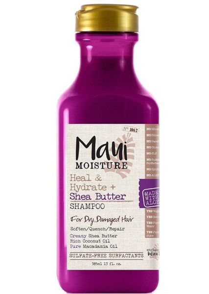 7 Best Shampoos That Actually Smooth Frizzy Curly Hair Maui Moisture Coconut Milk Shampoo Coconut Milk Conditioner