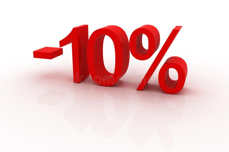 10 percent discount. Red sign showing a 10 percent discount #Sponsored , #AFFILIATE, #Sponsored, #percent, #Red, #sign, #discount