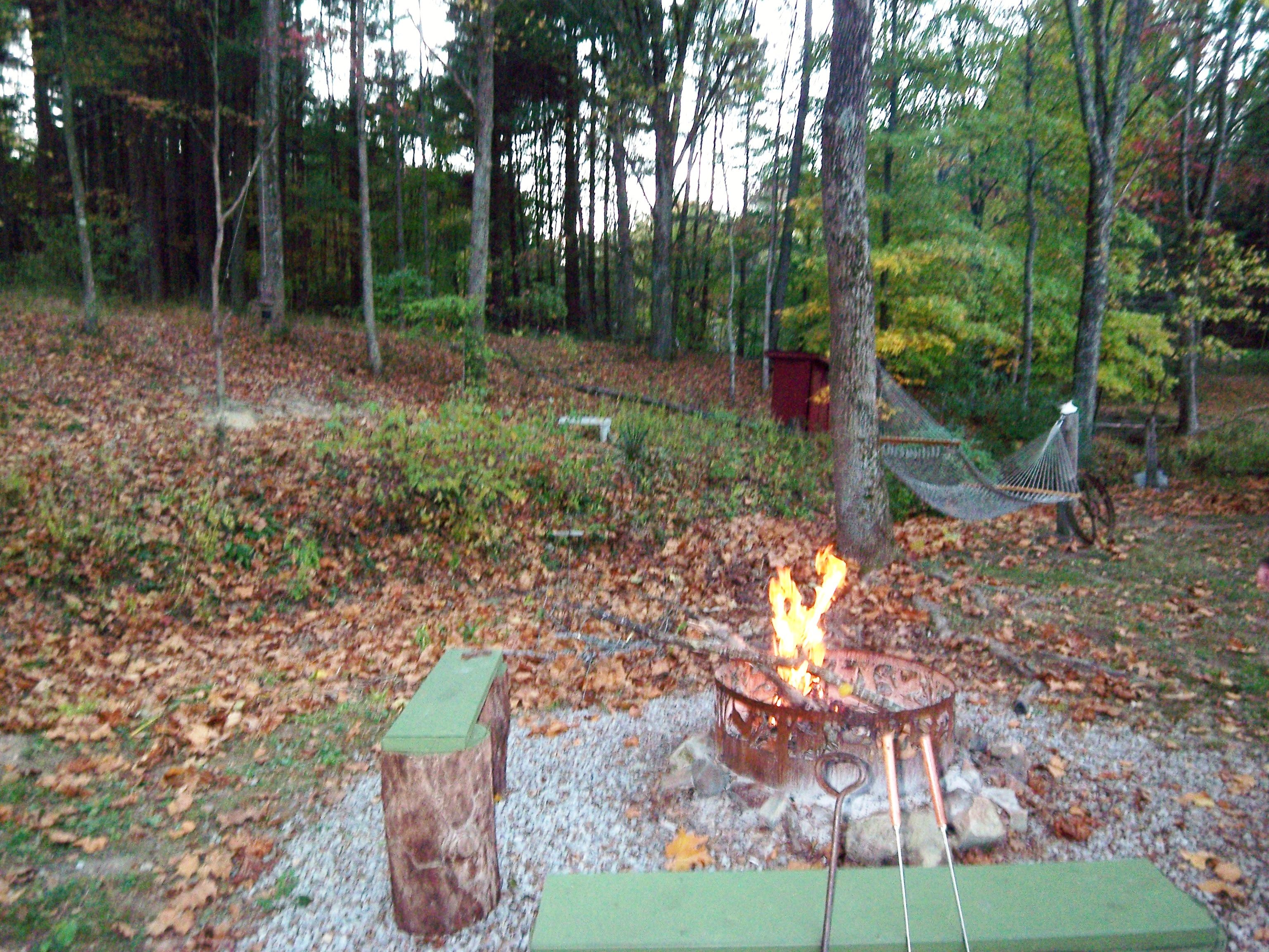 A Brookside Cabin  Brown County Indiana  vacation rental  firepitA Brookside Cabin  Brown County Indiana  vacation rental  firepit  . Rental Cabins In Brown County Indiana. Home Design Ideas