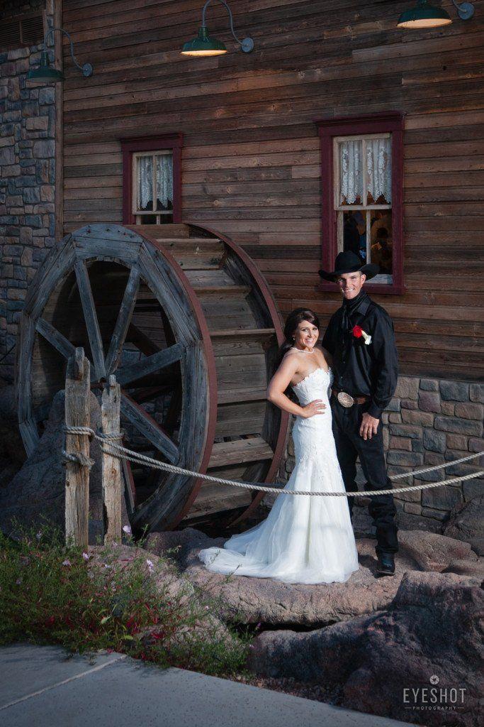 Wedding Photos at Shenandoah Mill by Eyeshot Photography