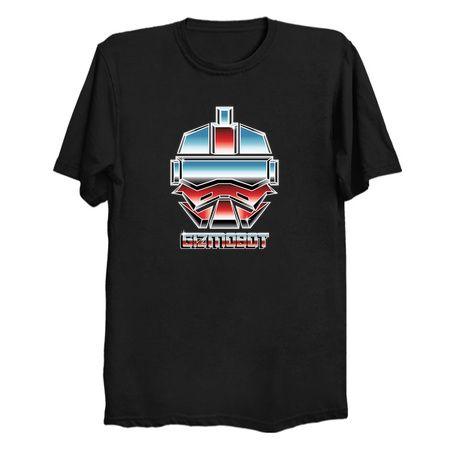 Gizmobot - DuckTales Gizmoduck T-Shirt - The Shirt List