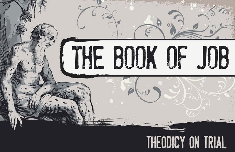 The Book Of Job - Bible Study Guide