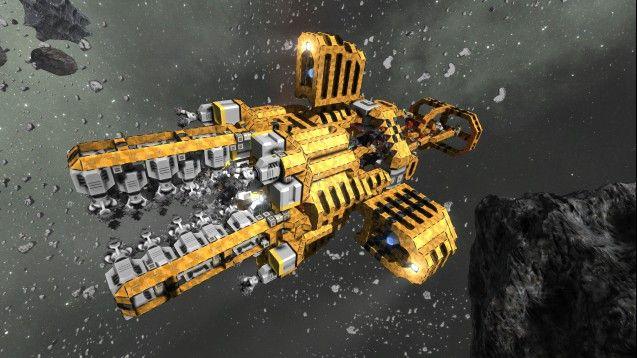 Pixeledme Drilling Machine Space Engineers Space Engineers Space Engineers Game Spaceship Design
