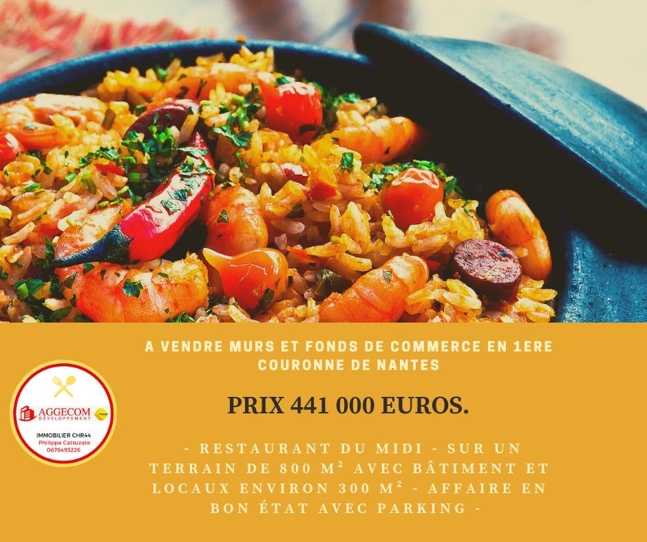 Epingle Par Clarisse Maignan Audoin Sur Chr Immobilier 44 Avec Images Restaurant