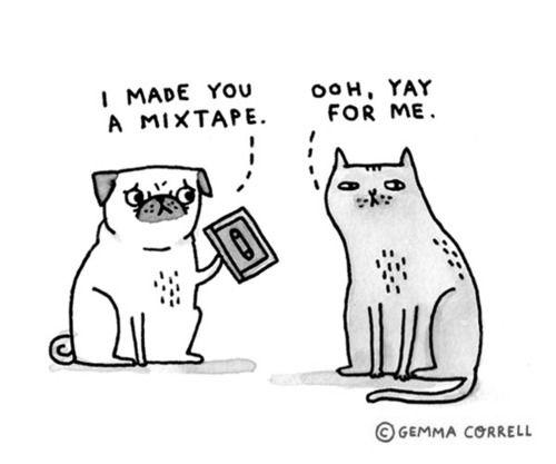 Gemma Correll illustration. She's the bestest.