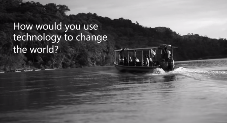 So good, you just got to watch it! The Adventure of a Lifetime #youthspark #youthchangemakers http://ow.ly/Q10xs