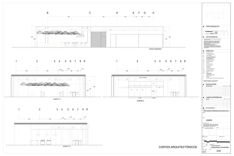 Gallery of Bésame Mucho Milan / Ricardo Casas Design 22