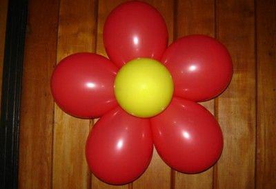 Globoflexia como hacer flores con globos paso a paso - Manualidades con globos ...