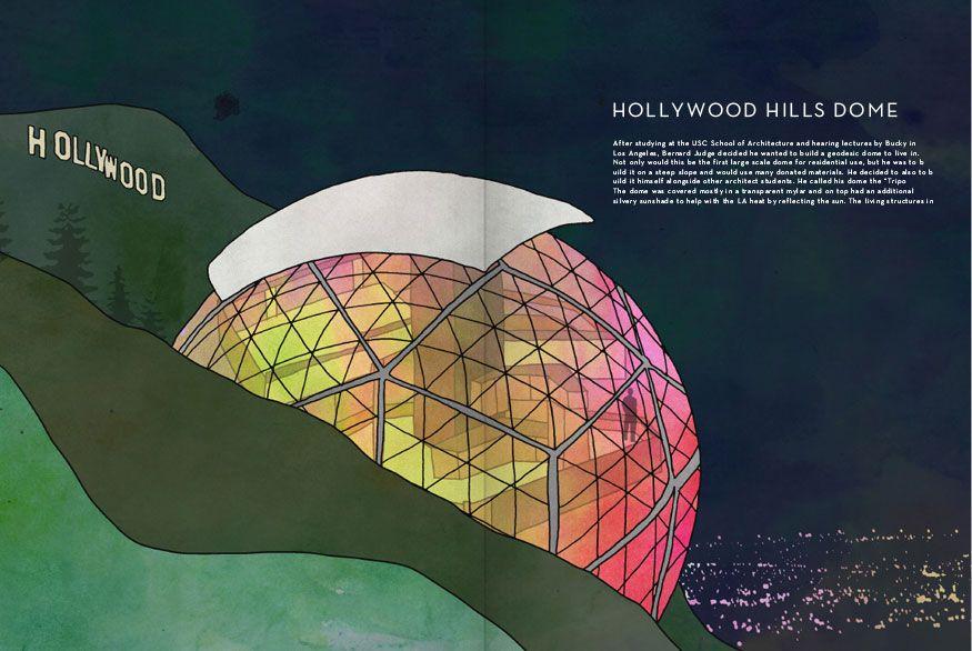 Buckminster fuller poet of geometry californie