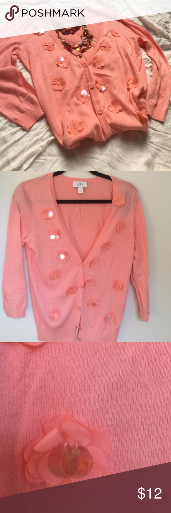 Coral cardigan | Cardigans, As and Sweater cardigan