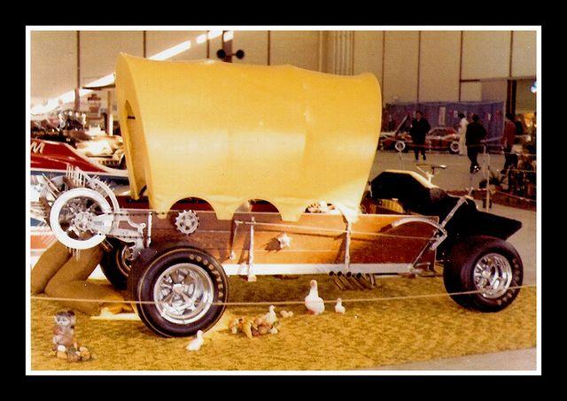 Custom Show Car, 1975 by Cosmo Lutz, via Flickr