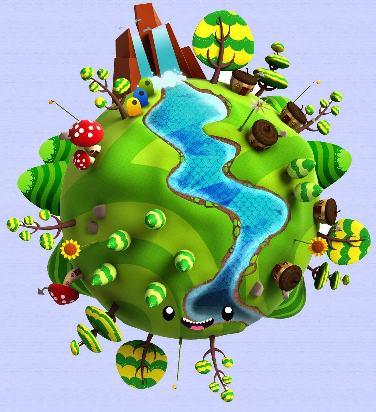 ECOLOGIA Y MEDIO AMBIENTE Ambiente, Dia da criança e