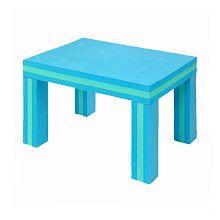 Offi Kids Eva Foam Table Blue Green Offi Toys R Us Blues