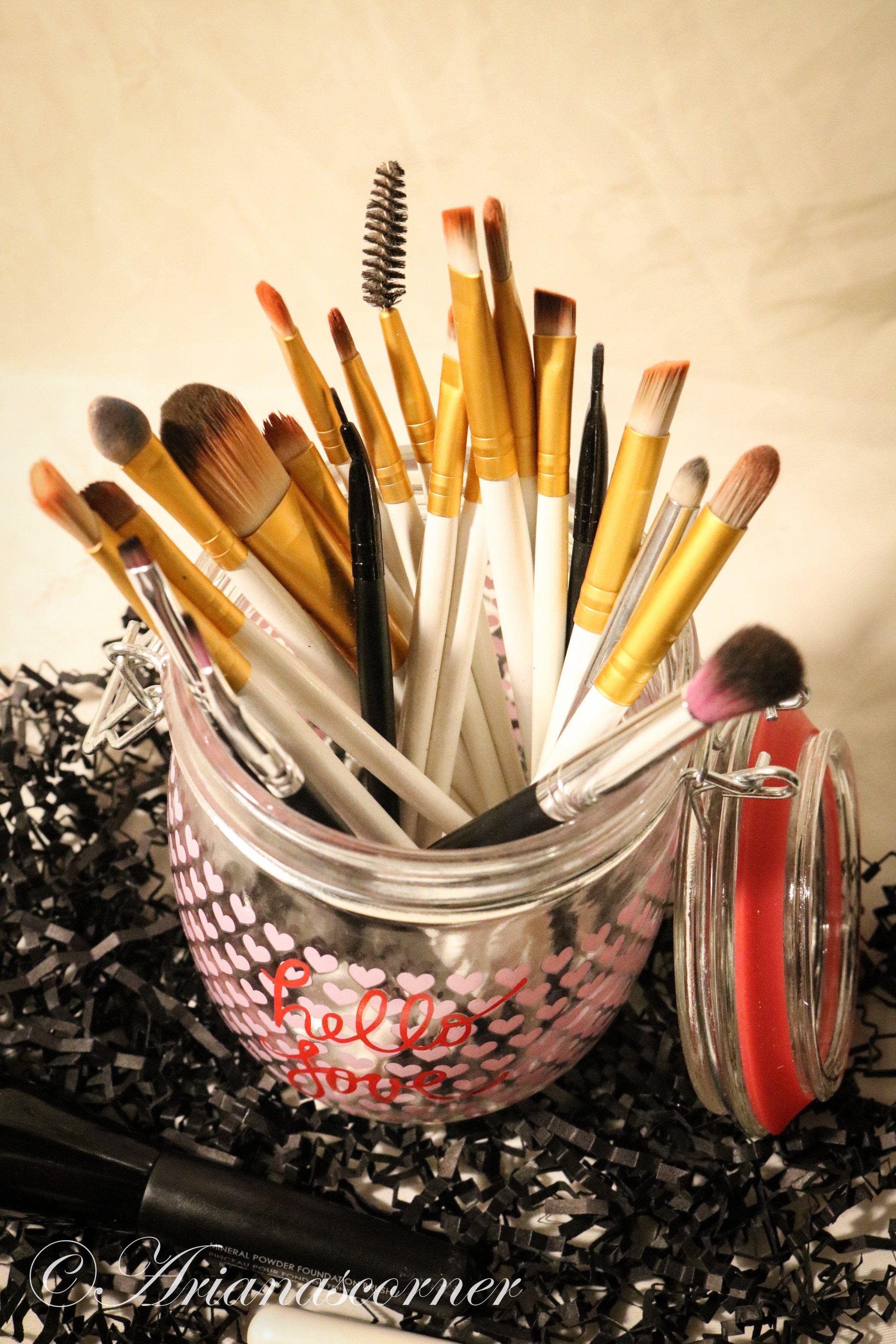 Makeup Brush Guide for Beginners Makeup ideas Makeup