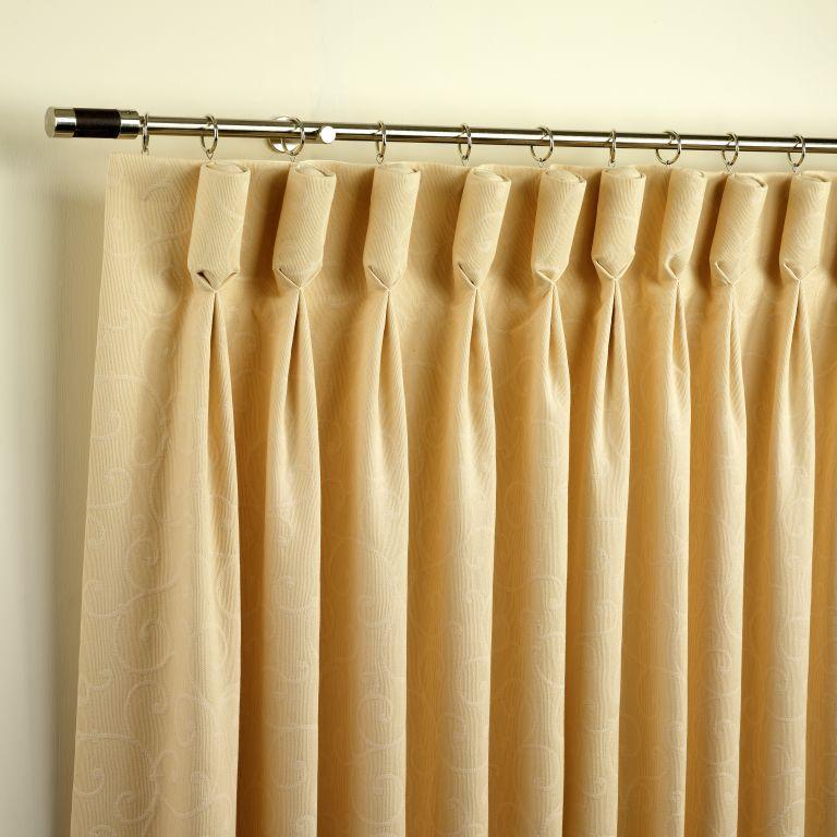 Curtain Headings Curtains Curtain Installation Pleated Curtains