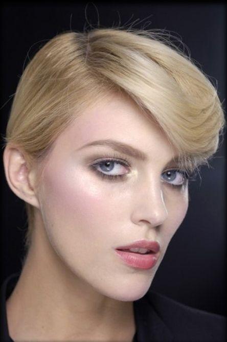 anja rubik short hair - Szukaj w Google