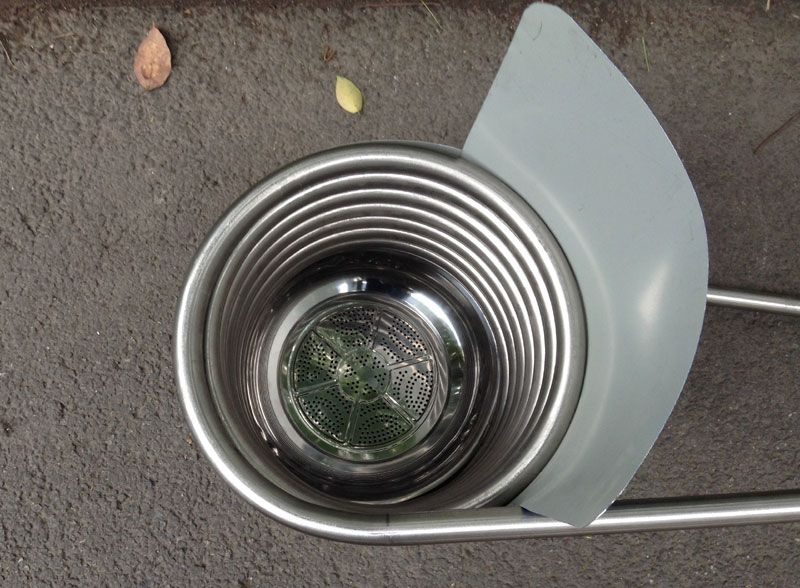Stainless Steel Coil Heat Exchanger For Dutch Tub Wood