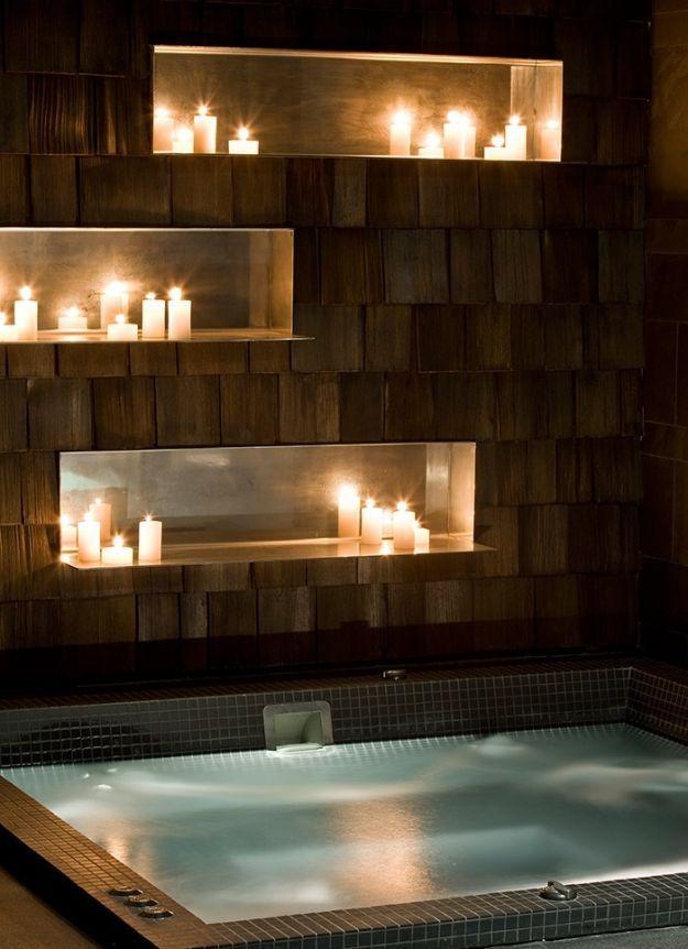 9 idee per rendere più lussuoso il tuo bagno | Quarto de solteiro ...
