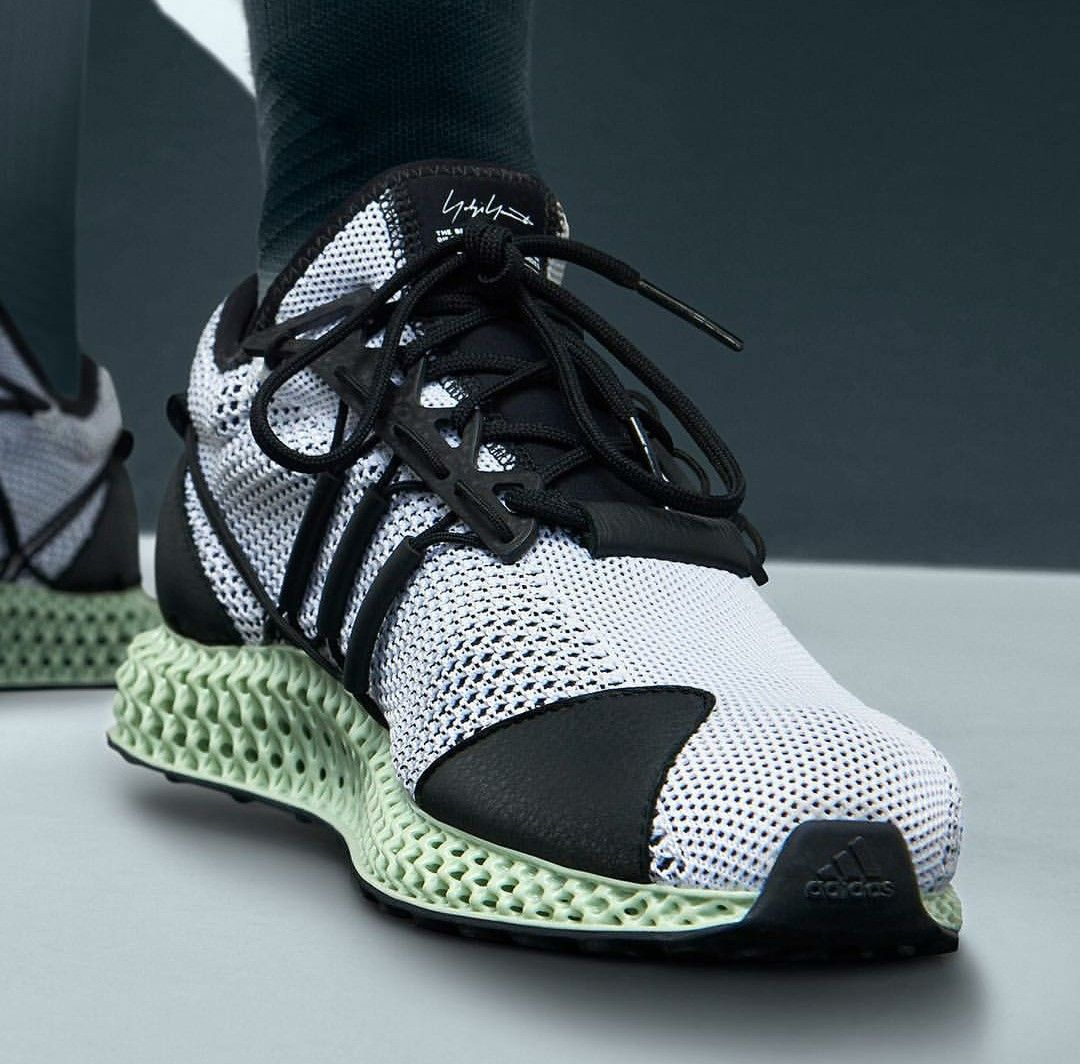Adidas Y3 Runner 4D | Shoes in 2019 | Adidas schuhe